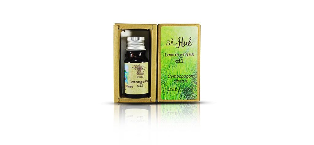 Tinh dầu Sả chanh giúp xua đuổi muỗi và côn trùng