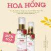 Dung Dịch Vệ Sinh Phụ Nữ Hoa Hồng
