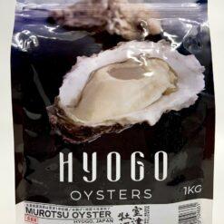 Hàu Nhập Hyogo Nhật Bản dạng Túi