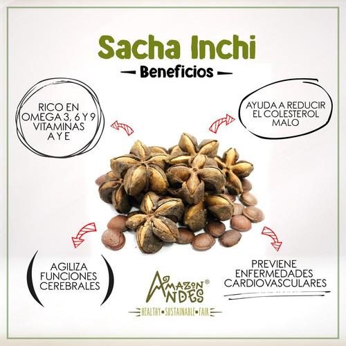 Các chất dinh dưỡng hạt Sachi