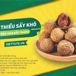 Vai thieu say kho thom ngon bo duong