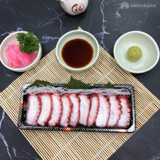 Bạch Tuộc Nhật Sashimi