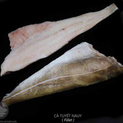 Cá Tuyết Fillet Nauy