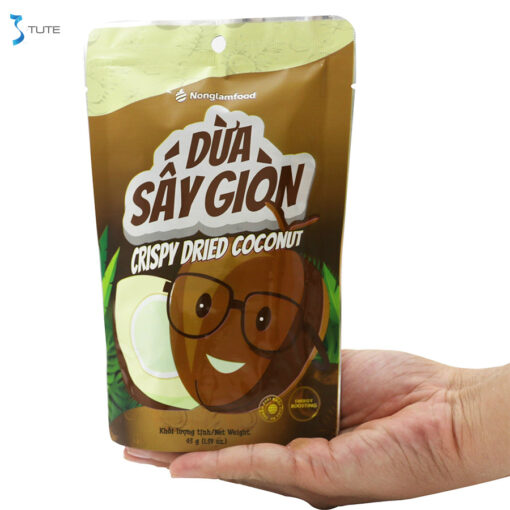 Dừa Sấy Giòn