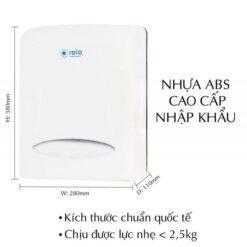 Hộp Giấy Lau Tay Roto8038A