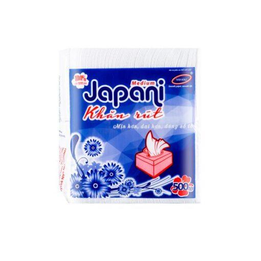 Khăn Giấy Rút Japani500X