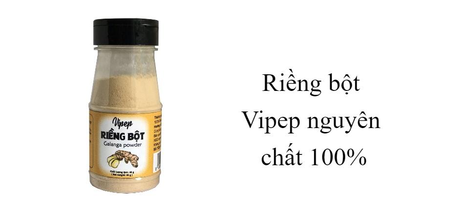 Riềng Bột Vipep 40g