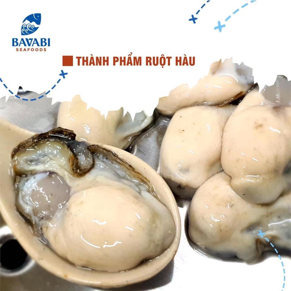 Ruột Hàu Bavabi 500g